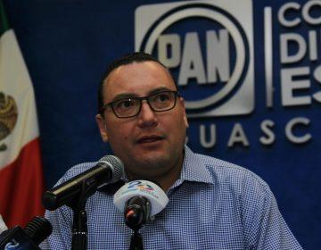 Critica PAN proceso de fiscalización del INE