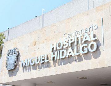 Despiden al viejo Centenario Hospital Hidalgo