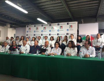 Minimiza dirigente del PRI renuncias de militantes