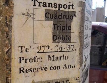 Sancionará Ayuntamiento de Pabellón a quienes coloquen propaganda sobre el equipamiento urbano