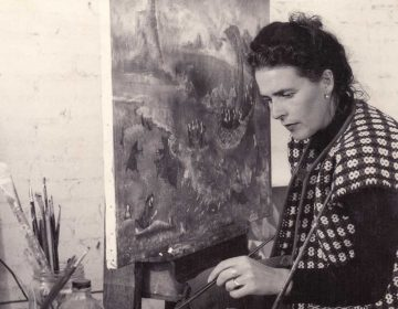 El Centro de las Artes, un hogar para Leonora Carrington