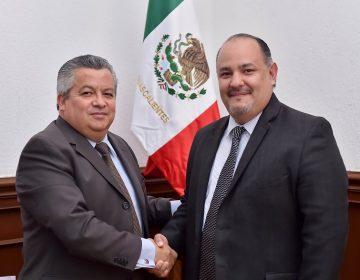Designa Orozco nuevo contralor del estado