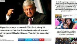 No es propuesta de Morena reducir el número de diputados…