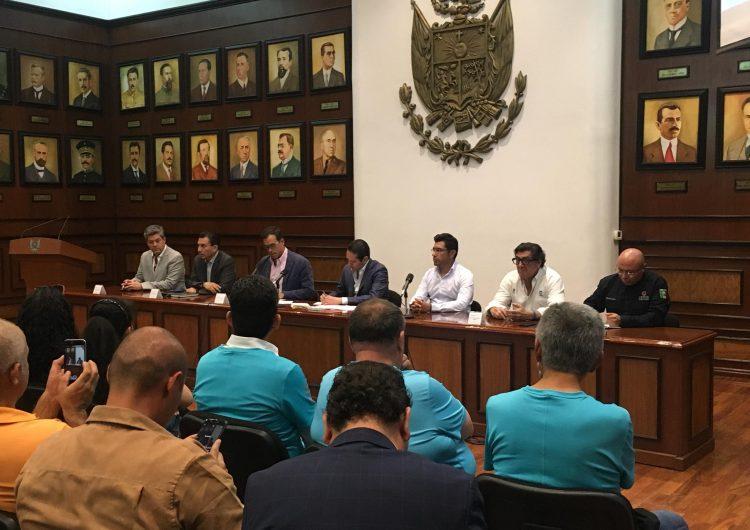 """Francisco Domínguez Servién encabeza presentación de """"Querétaro Maratón 2018"""""""