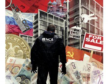 La batalla de Reino Unido contra la riqueza inexplicable de algunos hombres de negocios rusos