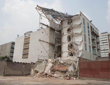 """¿Qué es un """"sismo de flexión"""", como el que sacudió a México el 19S?"""