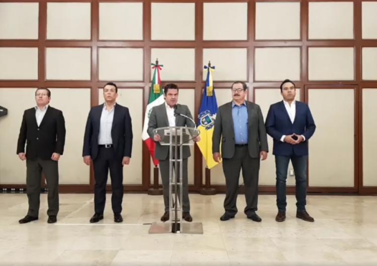 Siguen sin aparecer cuatro universitarios de Jalisco; Fiscalía continúa búsqueda