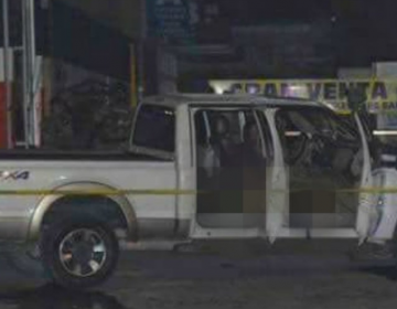 Familia es atacada en fuego cruzado entre marinos y presuntos delincuentes en Tamaulipas; mueren dos niñas