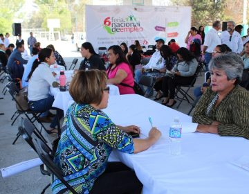 Responden mujeres a feria de empleo: Gobierno