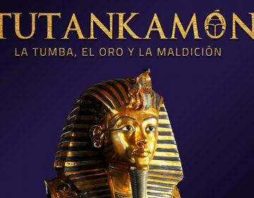 Tutankamón llega a Guadalajara
