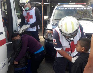 Rescatan a 24 personas en SLP, ruta de tráfico de migrantes