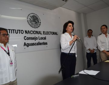 Aliarse con el PAN; la propuesta de Lorena Martínez