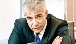 Yair Lapid, principal rival de Netanyahu y testigo clave en…