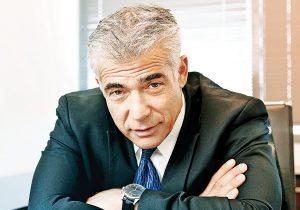 Yair Lapid, principal rival de Netanyahu y testigo clave en investigación contra el primer ministro