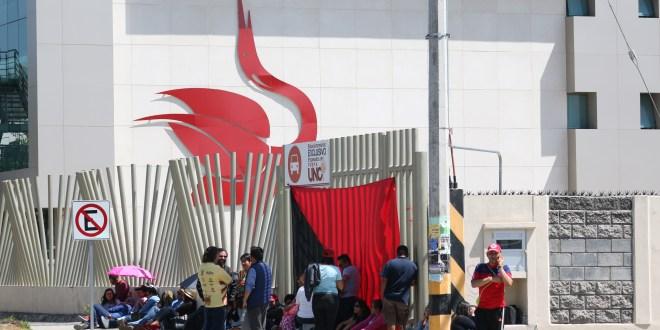 Inician huelga sindicatos de la UAEH