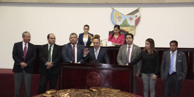 Se come Morena a la oposición en el Congreso de Hidalgo