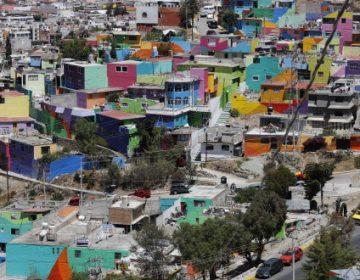 Entre colorido de mural, persisten los ilícitos
