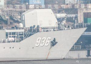 China probó en el mar el primer cañón de riel del mundo a bordo, ¿por qué es importante?