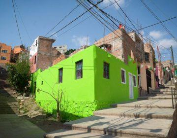 Dan color a la capital