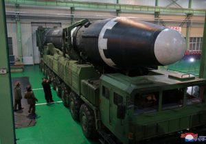 Kim Jong Un construye monumentos a sus misiles favoritos mientras se prepara para reunirse con Trump