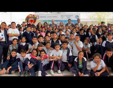 Fomenta Jesús María cultura entre estudiantes