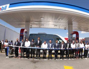Exxon Mobil comienza operaciones en SLP