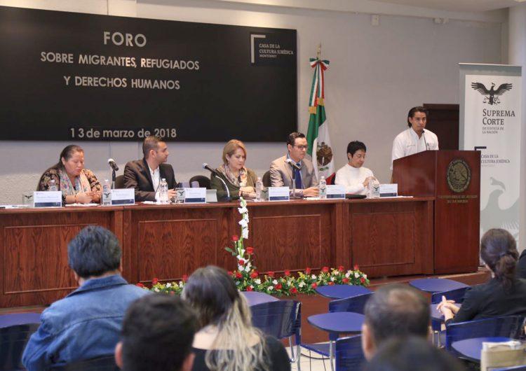 Crece número de migrantes centroamericanos que se quedan en NL; violencia los obliga a no regresar a su país de origen