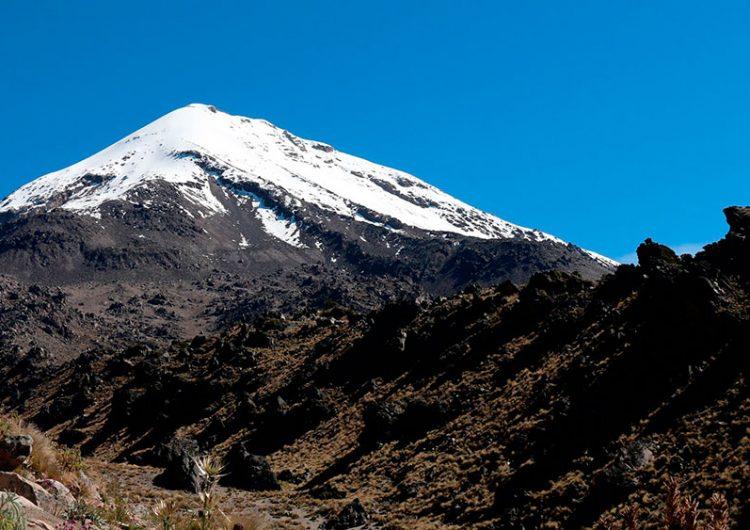 Los tesoros del Pico de Orizaba: hallan vestigios prehispánicos