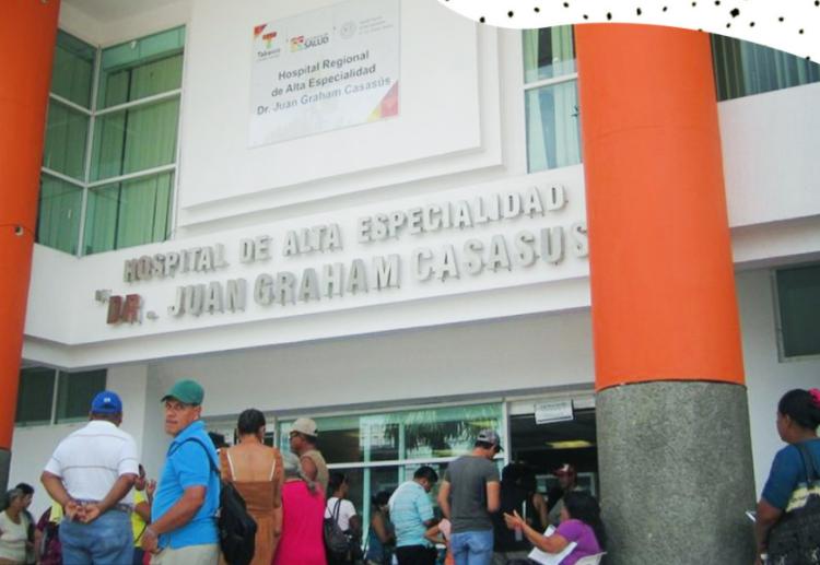 Verificado.mx: Desmienten que un hospital de Tabasco niegue el servicio a quien no vote por el PRI