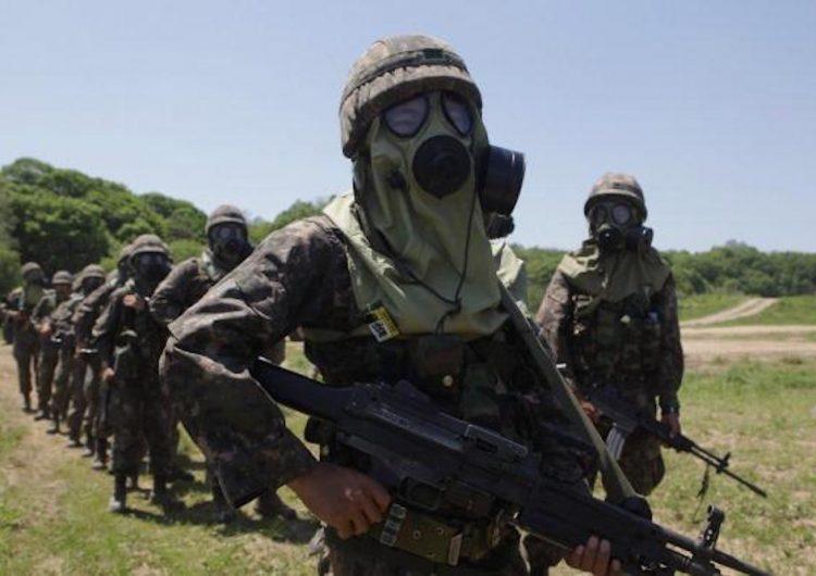Corea del Norte armas químicas reporte EE. UU.