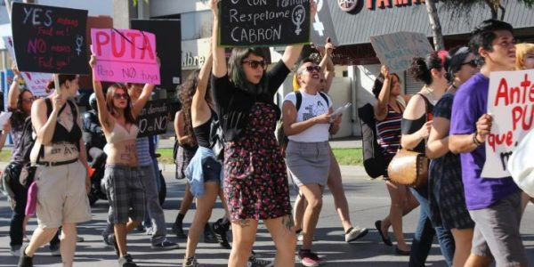Marcharán #PorNosotras en el Día de la Mujer