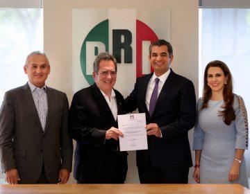 Manda PRI a Lozano como delegado en Querétaro