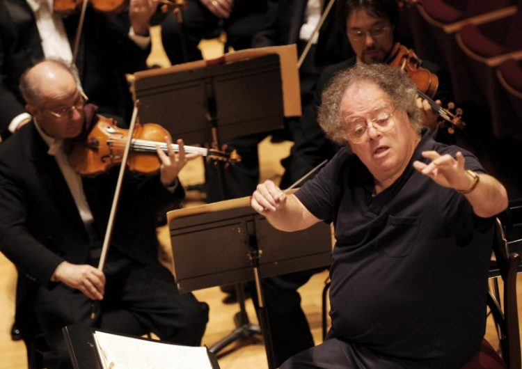 James Levine, un legendario director de ópera despedido por abuso sexual