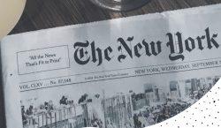 Verificado.mx: Falso, que el NYT deslindó de corrupción a algún…