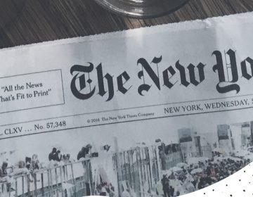Verificado.mx: Falso, que el NYT deslindó de corrupción a algún político mexicano