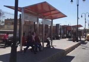 Parabuses ya cuentan con infraestructura para personas con discapacidad