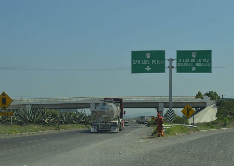Arranca ampliación de carretera San Luis de la Paz-Dolores Hidalgo