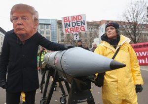 La amenaza de Trump de una guerra nuclear con Corea del Norte ha hecho ganar a estos fabricantes de armas