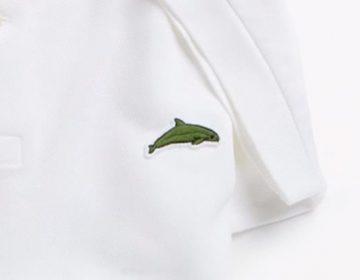 El cocodrilo de Lacoste cede su lugar a la vaquita marina y otras especies en peligro de extinción