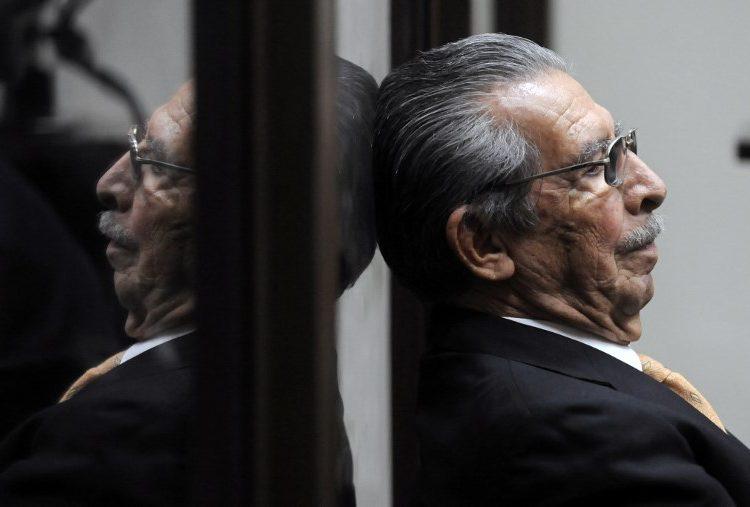 Ríos Montt, el exdictador guatemalteco acusado de genocidio que murió impune