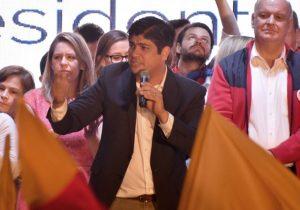 Quién es Carlos Alvarado, el nuevo presidente electo de Costa Rica y por qué su primer mensaje fue de unidad