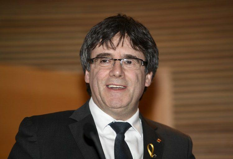 Justicia alemana rechaza petición de España: decreta libertad bajo fianza para Puigdemont