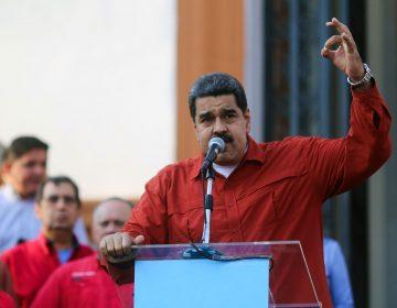 """Venezuela y la """"dictadura"""" de Maduro, el tema dominante en la primera visita de Trump a latinoamérica"""