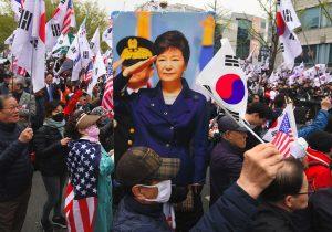 Condenan a 24 años de cárcel a la expresidenta surcoreana Park por corrupción
