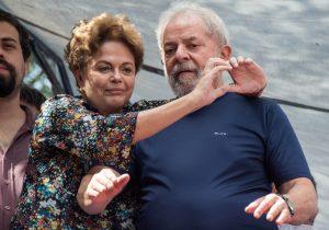 Dilma Rousseff confirma que Lula seguirá siendo candidato a la presidencia de Brasil
