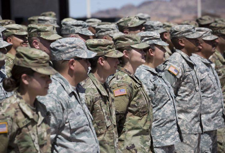 ¿Cuánto pagará EE. UU. por el plan de Trump de militarizar la frontera?