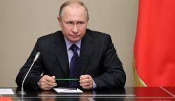 """Putin está """"dispuesto a reunirse"""" con Trump pese a tensión…"""