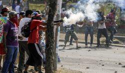 Un periodista muere mientras transmitía las protestas en Nicaragua; suman…