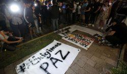 Cineastas y actores mexicanos piden justicia por el asesinato de…