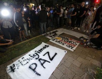 Cineastas y actores mexicanos piden justicia por el asesinato de tres estudiantes en Jalisco